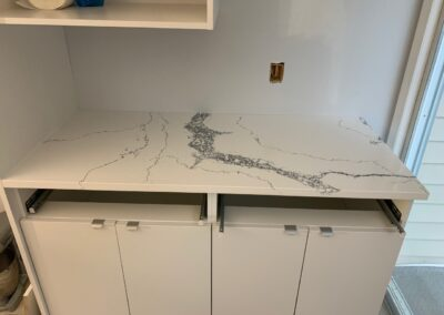 TCE countertop